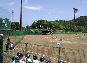 子どもたちの野球