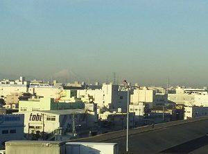 新幹線から見える・・・