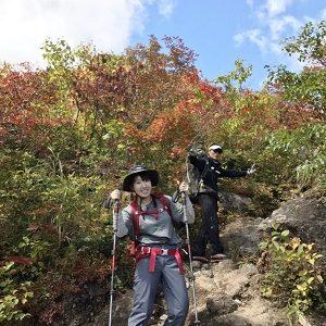 岩手山登山に挑戦!