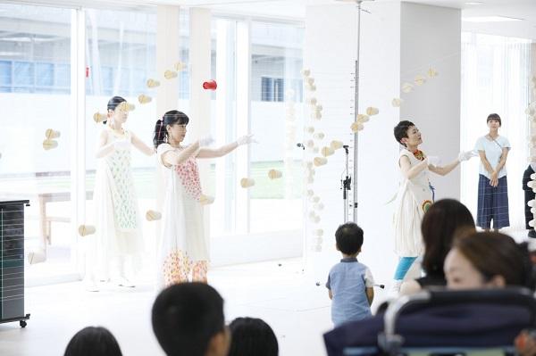 水嶋一江&ストリングラフィ・アンサンブル   0歳から楽しめる「糸の森の音楽会」