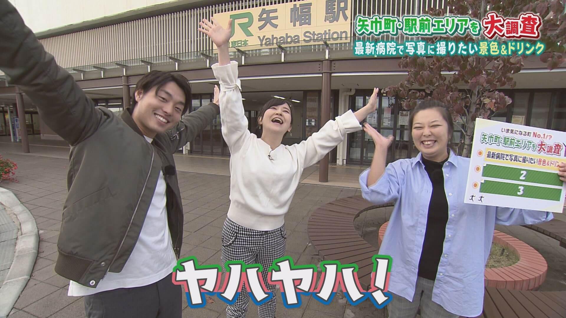 矢巾町 駅前エリアを大調査!