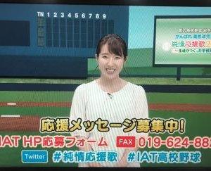 初・純情応援歌!