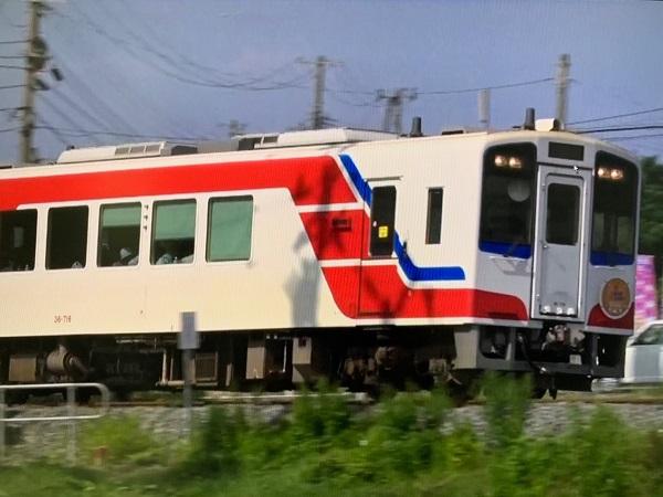 きょうのJチャンいわて!三陸鉄道で山田町へ・・