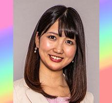 IATアナウンサー(石田瑠美子)