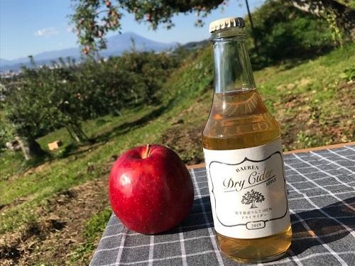 盛岡生まれ!リンゴのお酒🍎